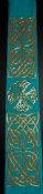 New Celtic Silk Stole (163)